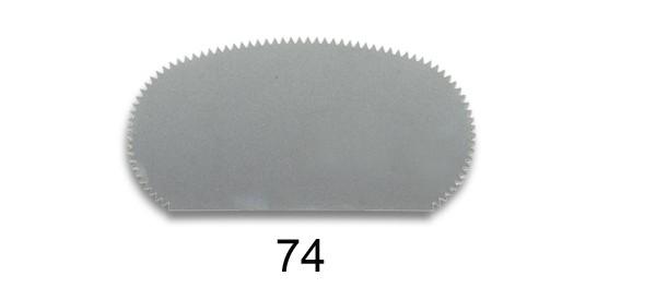 Ziehklinge 74