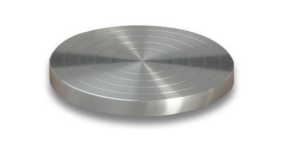 Leichtguß-Scheibendeckel 300 mm