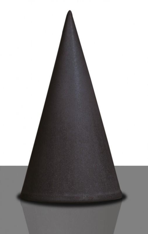 Glasur 1289 Schwarz, matt
