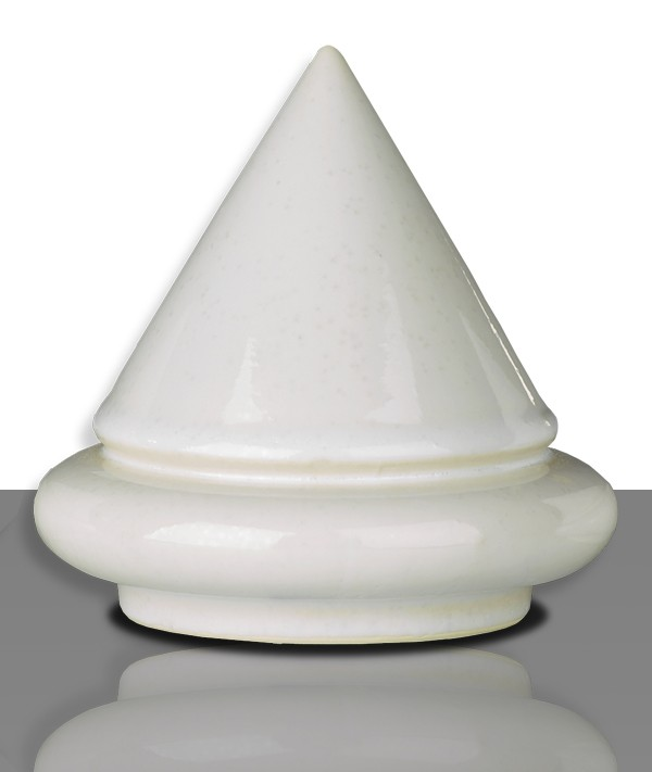 Flüssigglasur 958 kristallglasur Weiß, glänzend