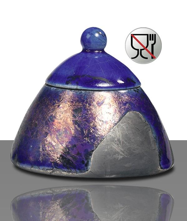 Raku-Glasur RS 1163 Persischblau
