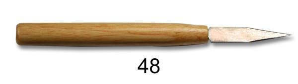 Töpfermesser 48