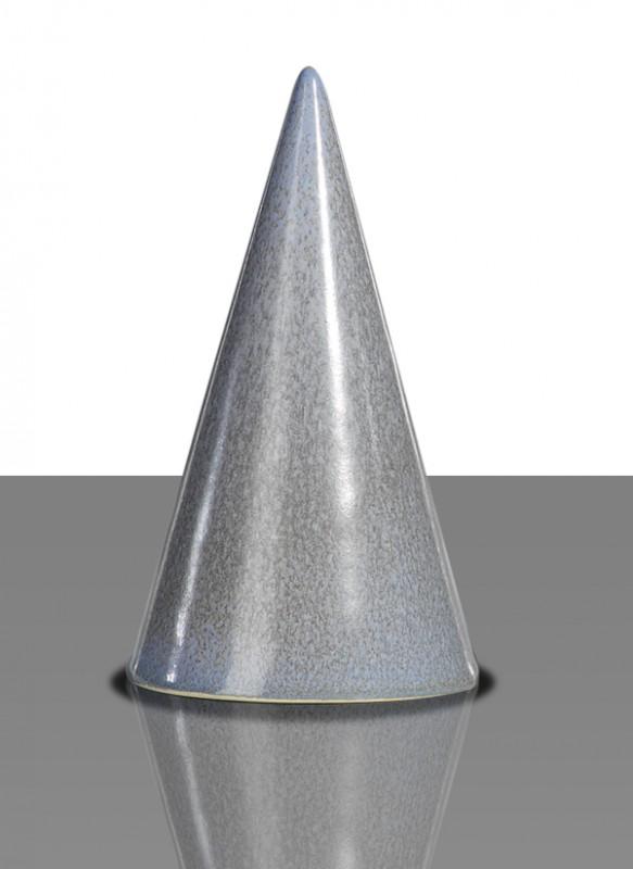 Flüssigglasur 1124 Stahlblau, seidenmatt