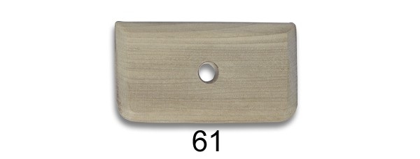 Drehschiene 61