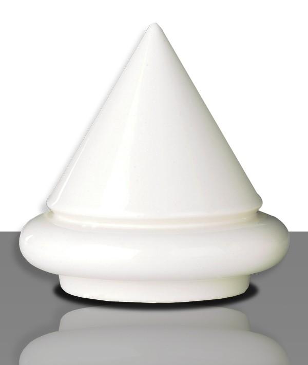 Flüssigglasur 951 Weiß zinngetrübt, glänzend
