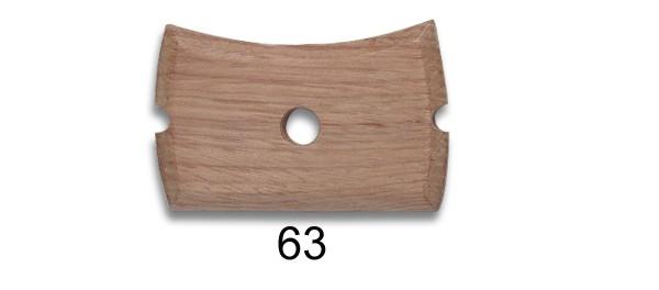 Drehschiene 63