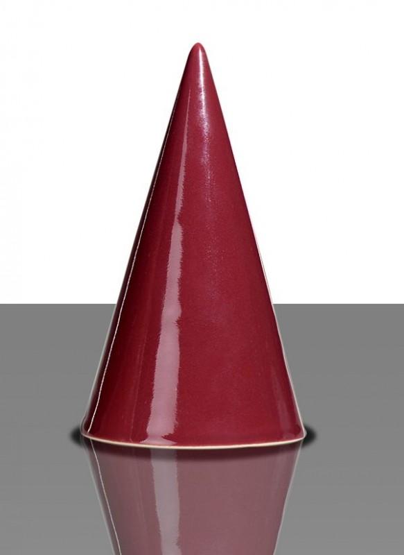 Flüssigglasur 1117a Weinrot, seidenmatt