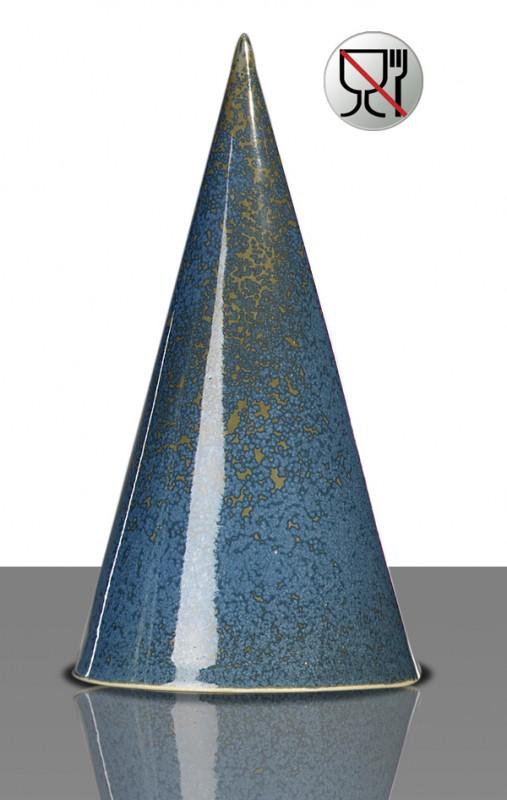 Flüssigglasur S 1286a Indigoblau , glänzend