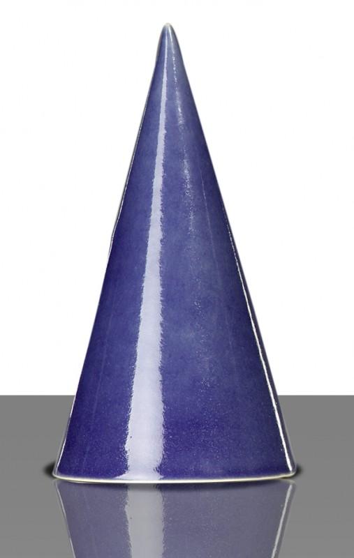 Glasur 1252a Blau glänzend