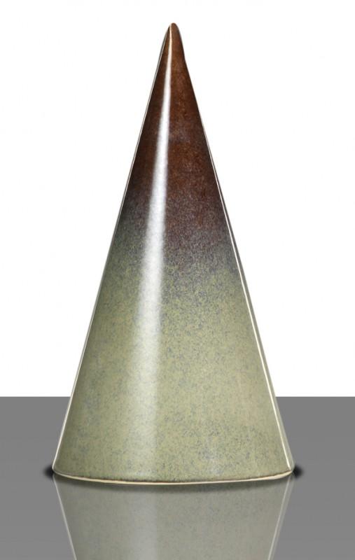 Flüssigglasur 1259a Rotbraun-grau Effekt, glänzend