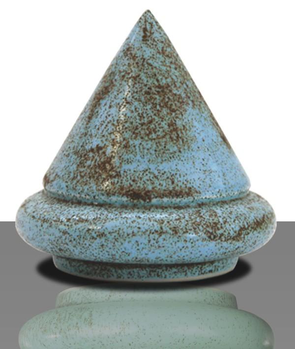 Flüssigglasur 1093 Türkis, seidenmatt