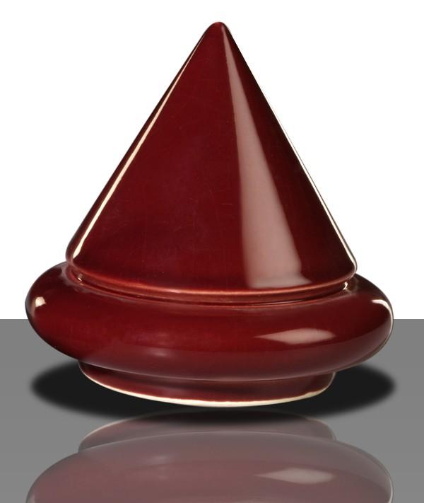 Flüssigglasur 950 Rubinrot, glänzend