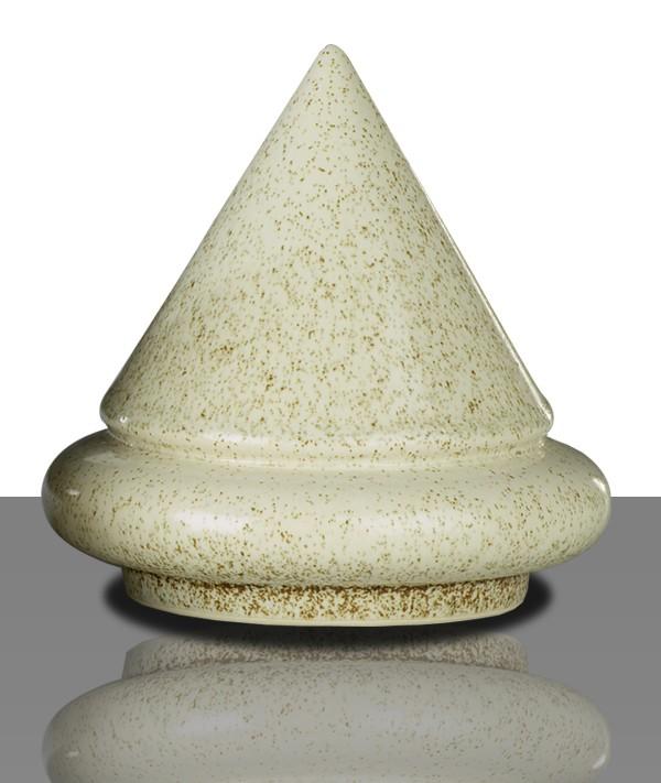 Flüssigglasur 1084 Sandstein, seidenmatt