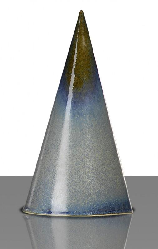 Flüssigglasur 1285 Gletscherblau, seidenmatt
