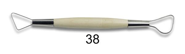 Modellierschlinge 38