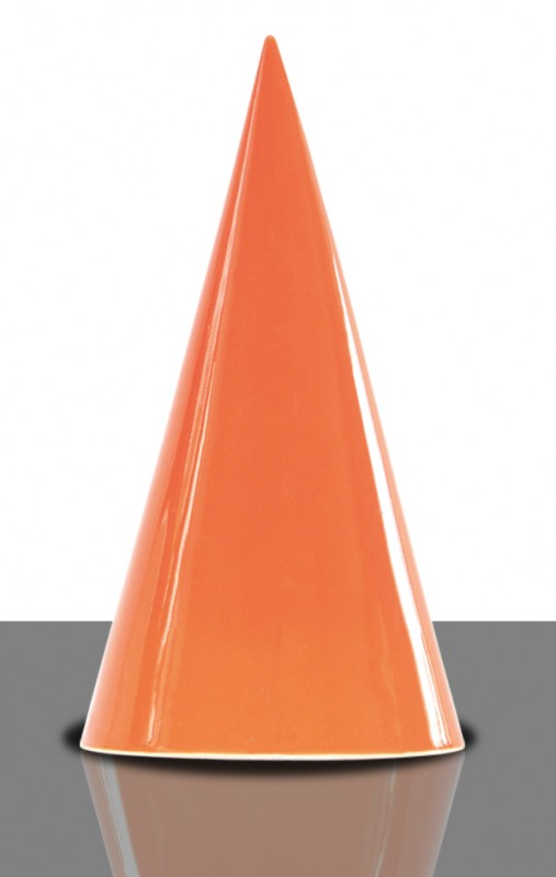 Glasur 1273 Orange, glänzend