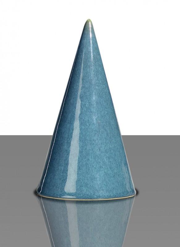 Flüssigglasur 1119 Eisblau, glänzend