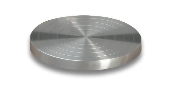 Leichtguß-Scheibendeckel 350 mm