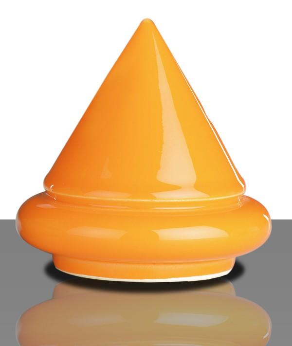 Glasur 0430 Orange, glänzend