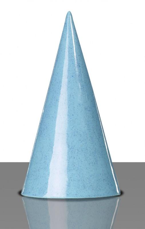 Flüssigglasur 1276a Türkis gesprenkelt, glänzend