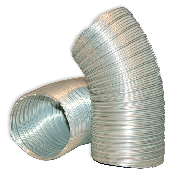 Abluftleitung 90 mm Ø   bis 200 °C