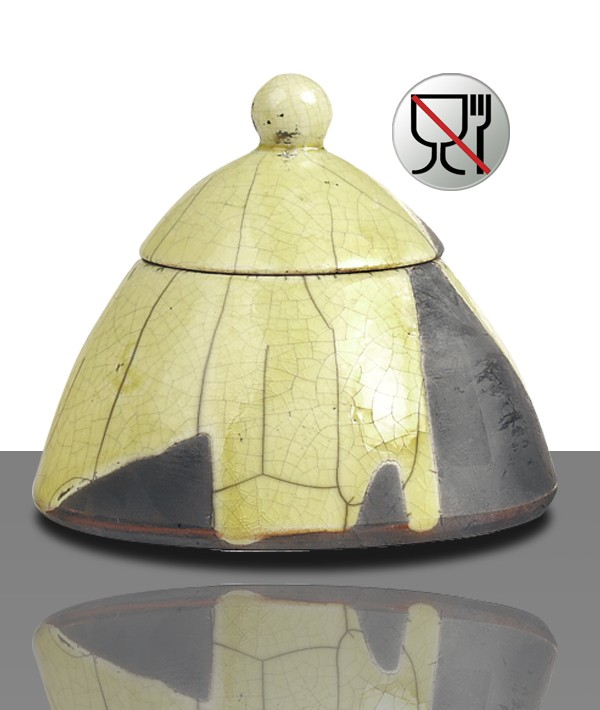 Raku-Glasur RS 1165 Gelb
