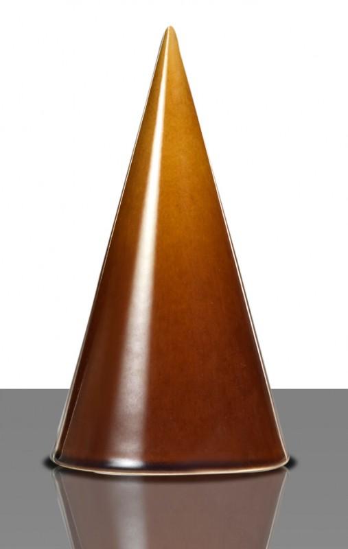 Glasur 1260a Bernstein, glänzend