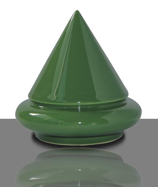 Flüssigglasur A 4154 Blattgrün, glänzend