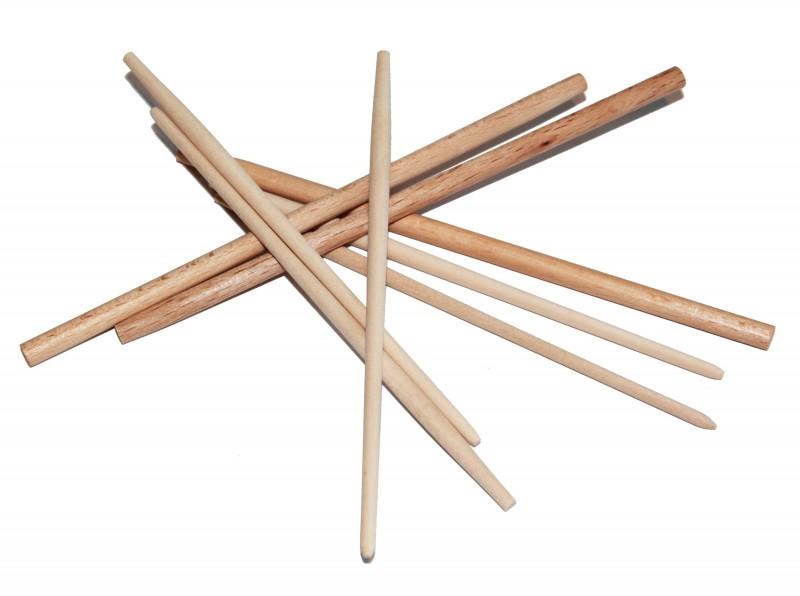 Holzstiele