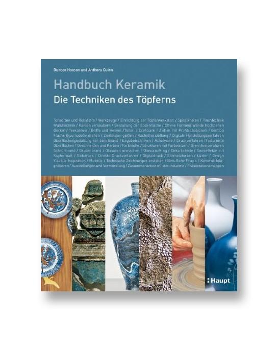 Handbuch Keramik - die Techniken des Töpferns