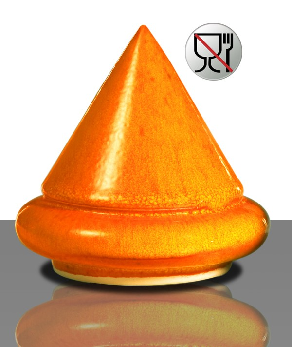 Glasur S 10461 Apfelsine, glänzend