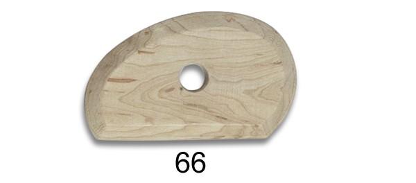 Drehschiene 66