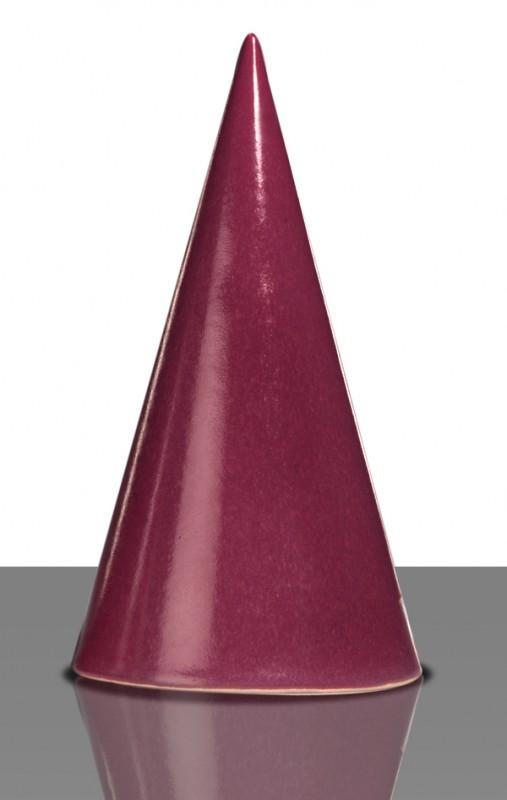 Glasur 1281a Bordeauxrot, glänzend