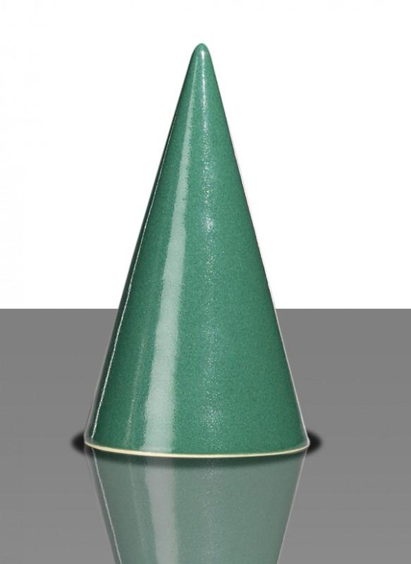 Flüssigglasur 1122 Tannengrün, seidenmatt