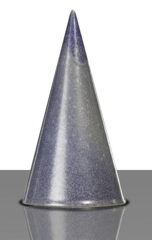 Flüssigglasur 1280a Azurblau, seidenmatt